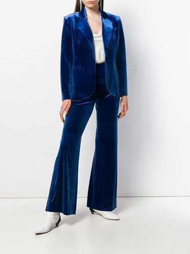 Picture of Norma Kamali | Wide-Leg Flared Trousers