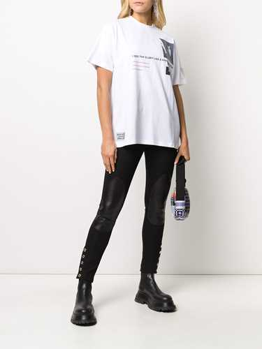 Picture of Burberry | Montage Oversized Tshirt