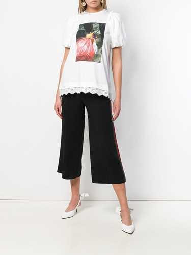 Picture of Simone Rocha | Puff Sleeve T-Shirt