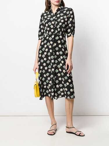 Picture of Aspesi | Floral Shirt Dress