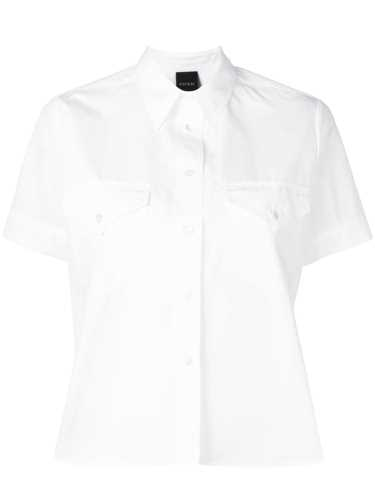 Picture of Aspesi | Short Sleeved Structured Shirt