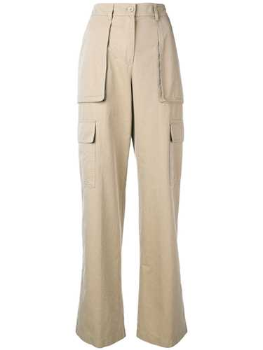 Picture of Aspesi | Wide Leg Cargo Trousers