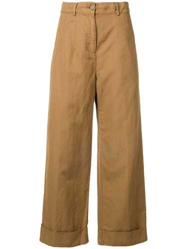 Picture of Aspesi | High-Waisted Trousers