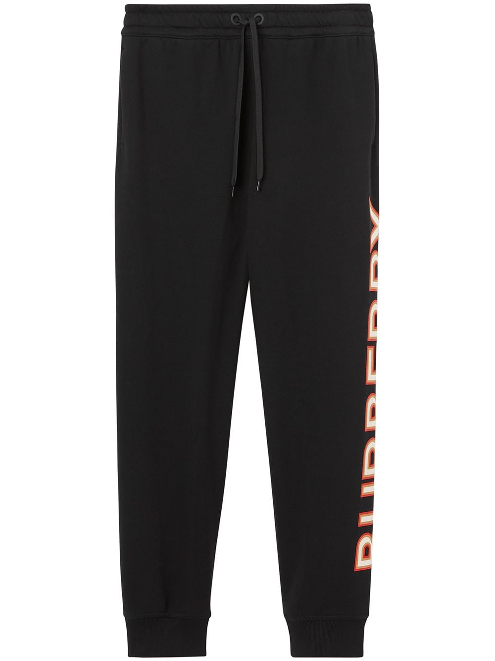 Picture of Burberry | Logo Print Track Pants