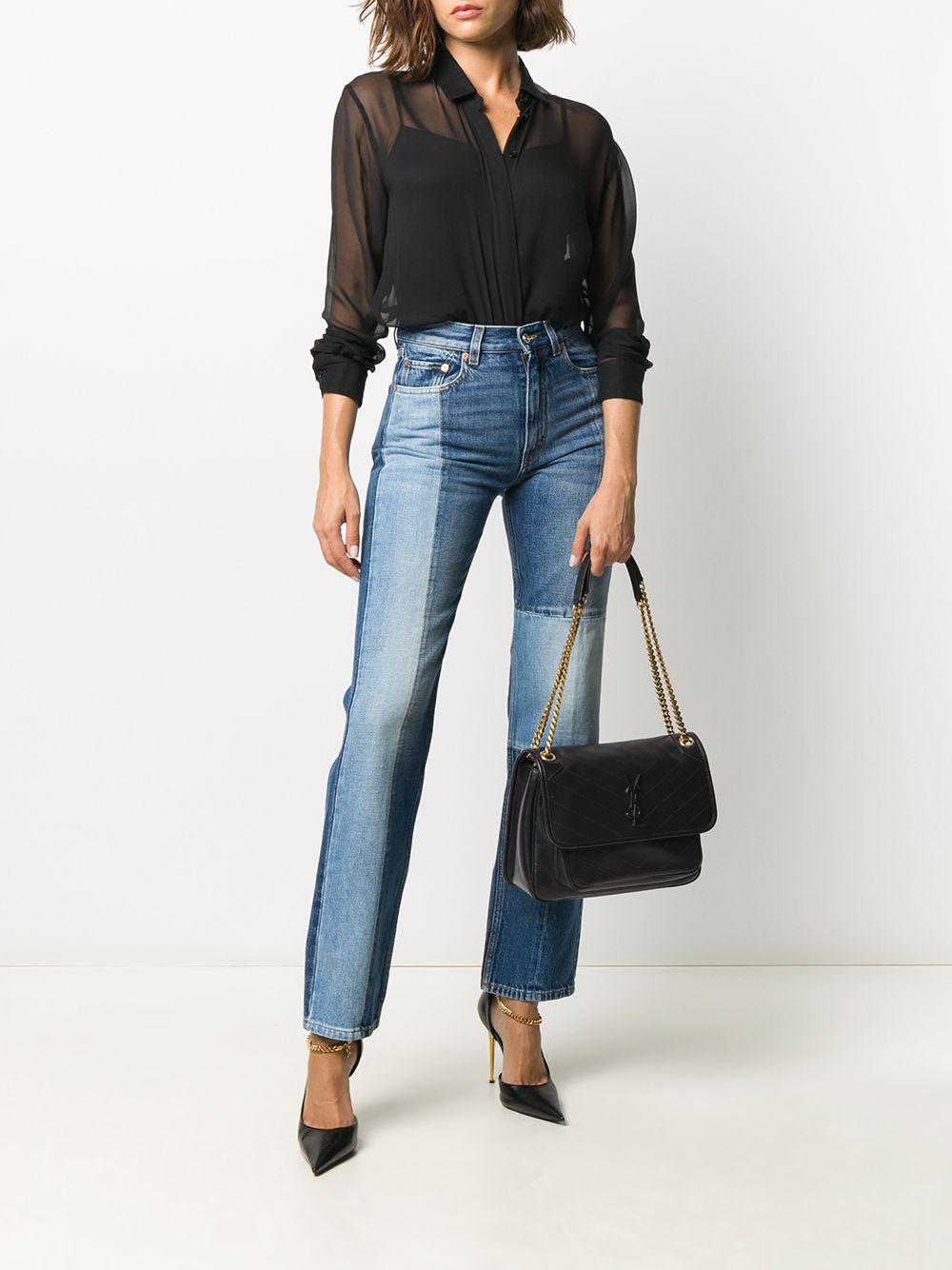 Picture of Saint Laurent | Medium Niki Shoulder Bag