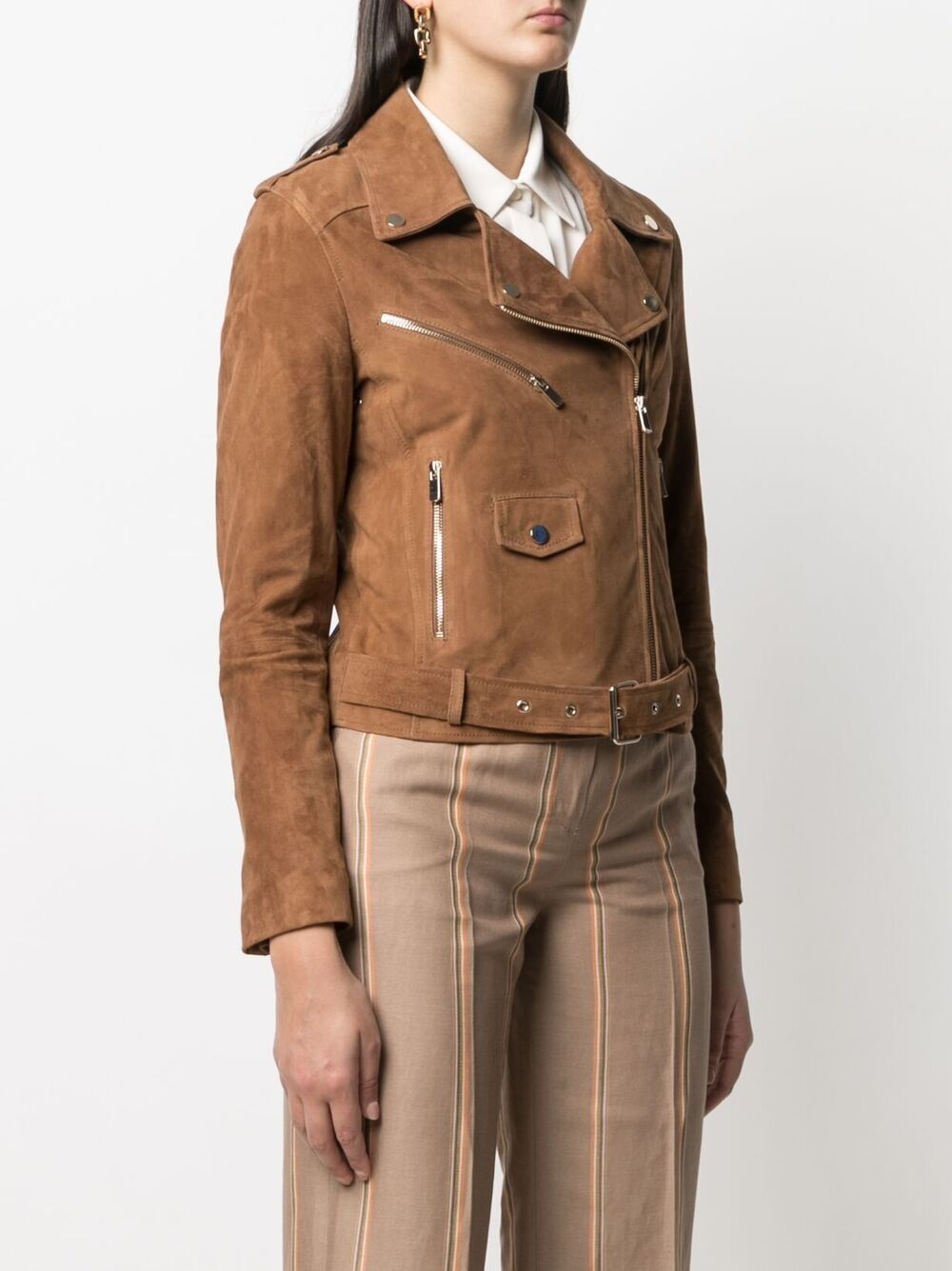 Picture of Arma | Kylie Suede Jacket