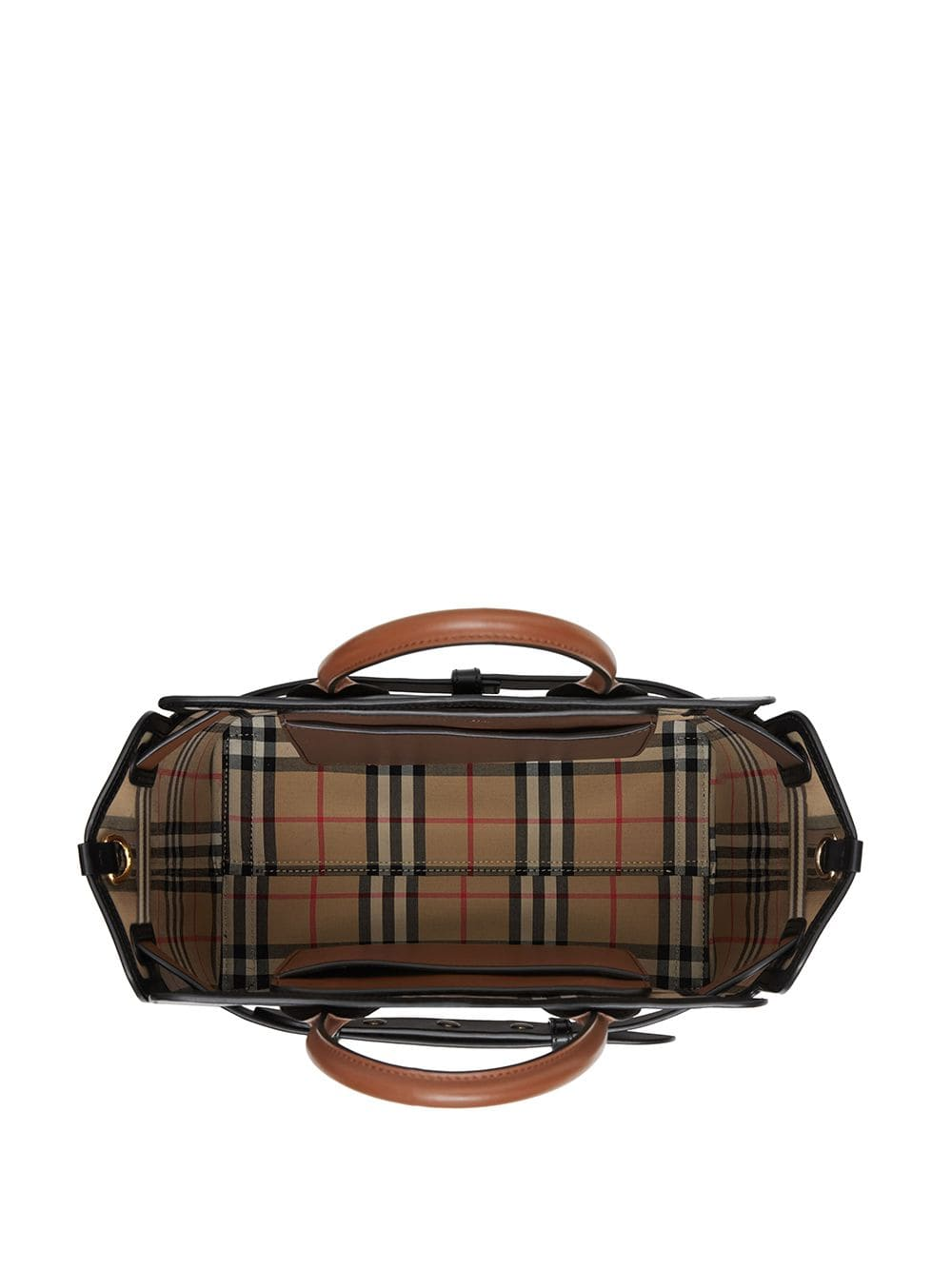 Picture of Burberry | The Small Leather Triple Stud Belt Bag