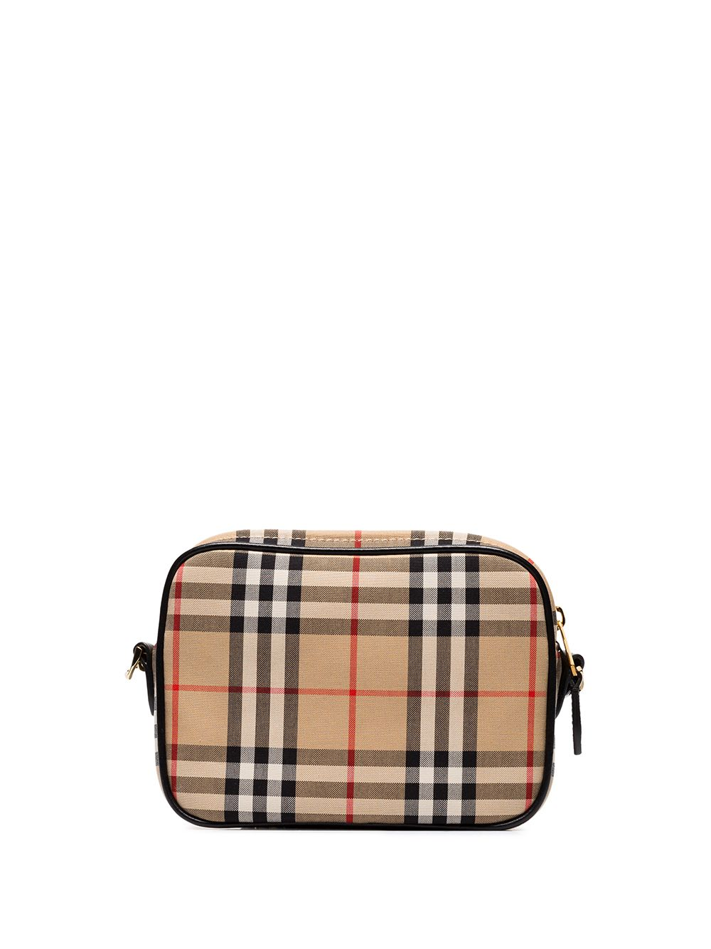 Picture of Burberry | Small Check Print Cross Body Bag