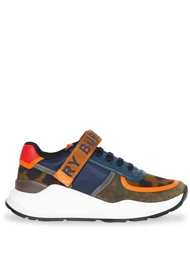Picture of Burberry | Colour Block Logo Sneakers