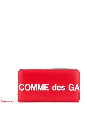 Picture of Cdg Wallet | Logo Zip-Around Wallet