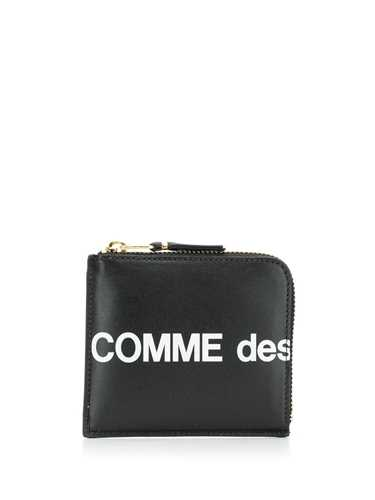Picture of Cdg Wallet | Logo Zipped Wallet