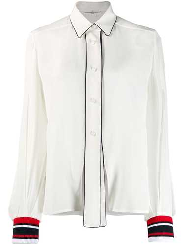 Picture of Golden Goose Deluxe Brand | Striped Cuff Shirt