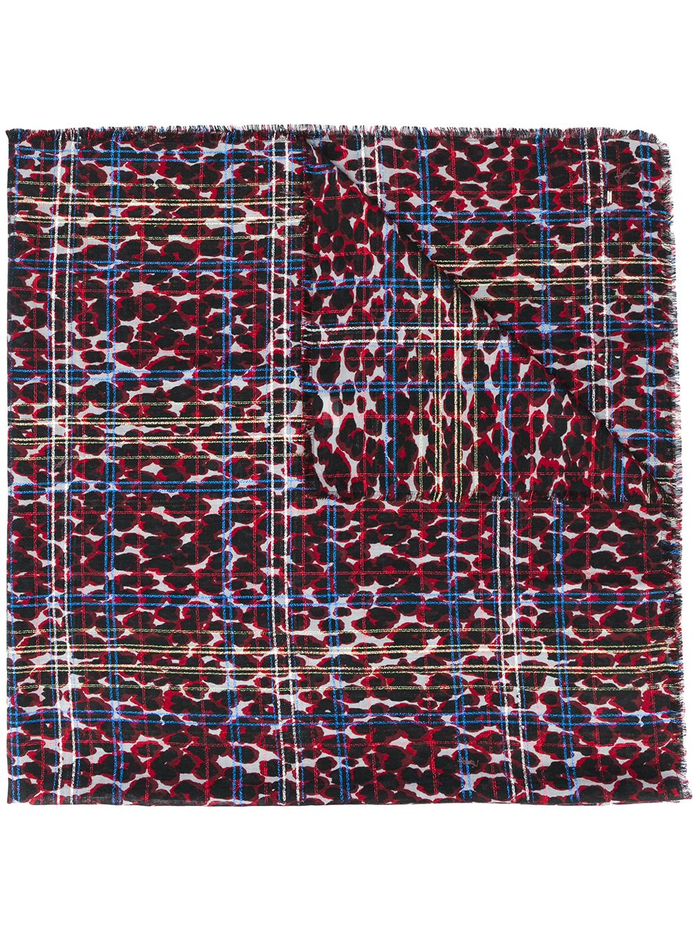 Picture of Saint Laurent | Shawl Grand Carre