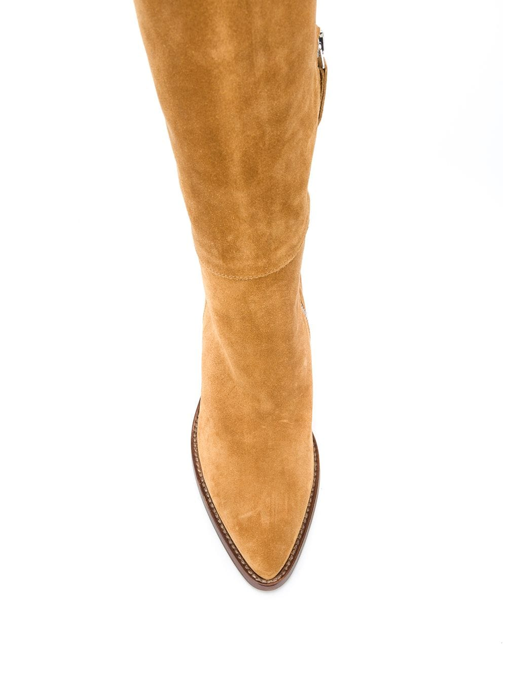 Picture of Buttero | Tapered Heel Knee-High Boots