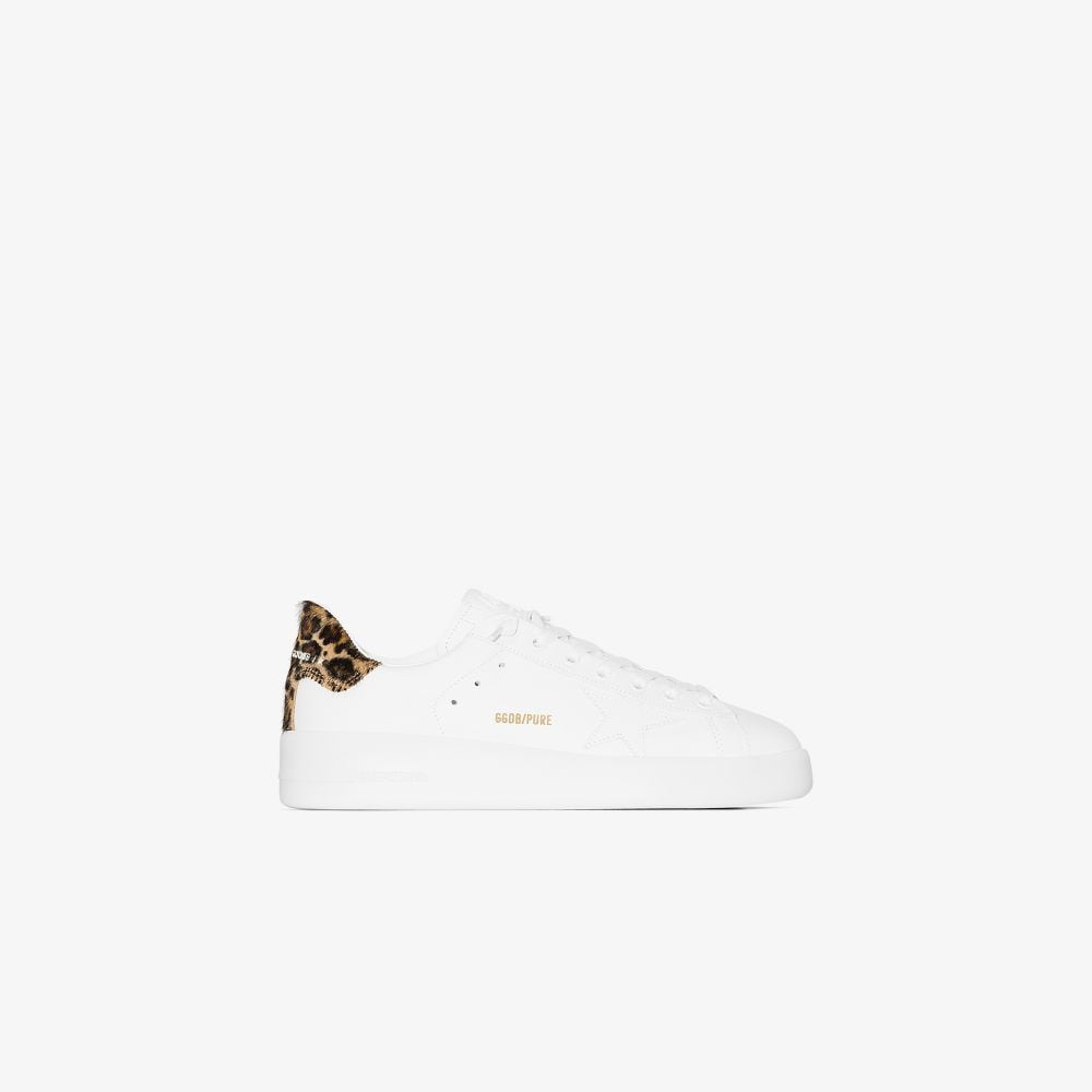 Picture of Golden Goose Deluxe Brand | Pure Star Sneakers