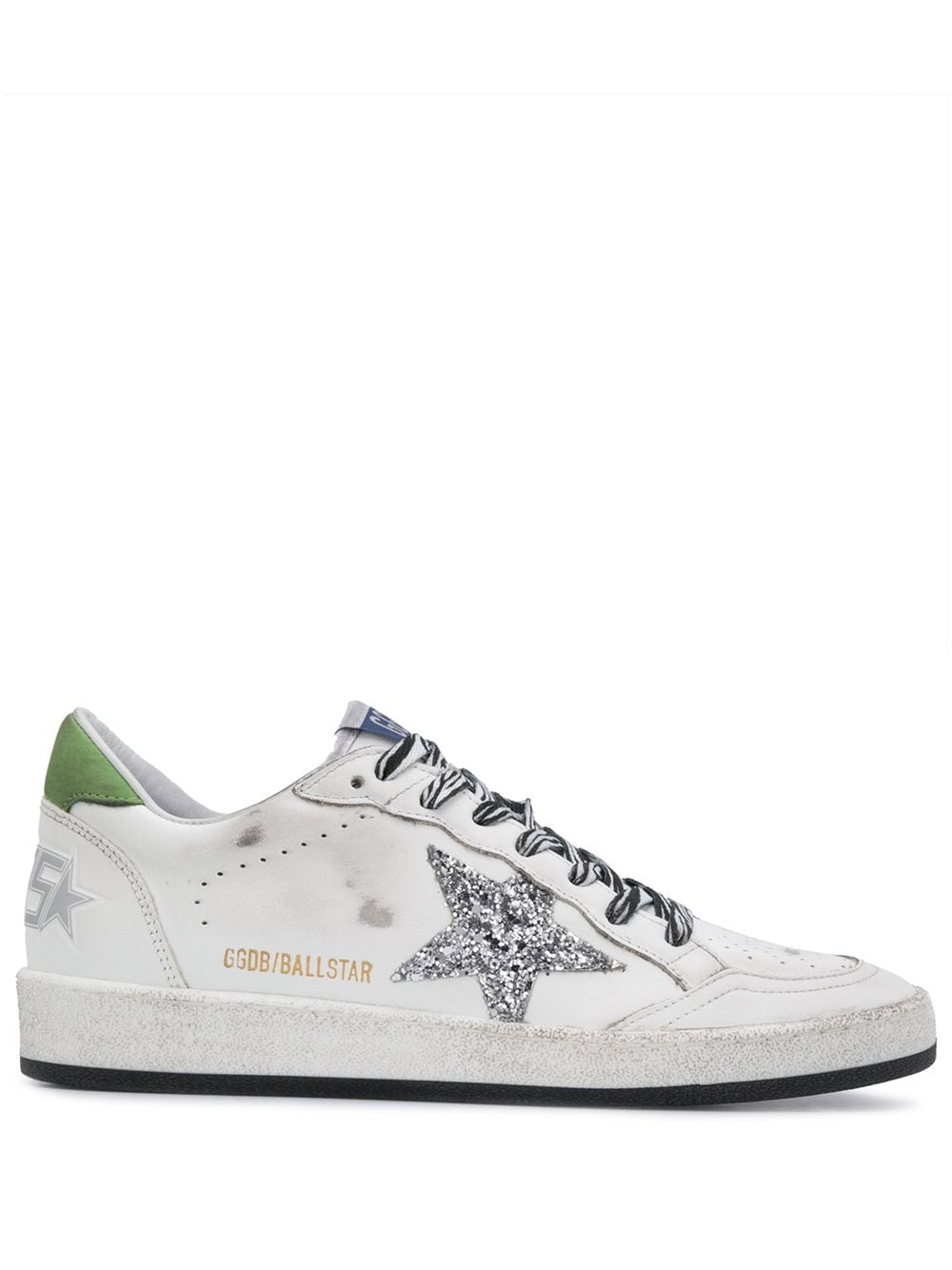 Picture of Golden Goose Deluxe Brand | Ball Star Low-Top Sneakers