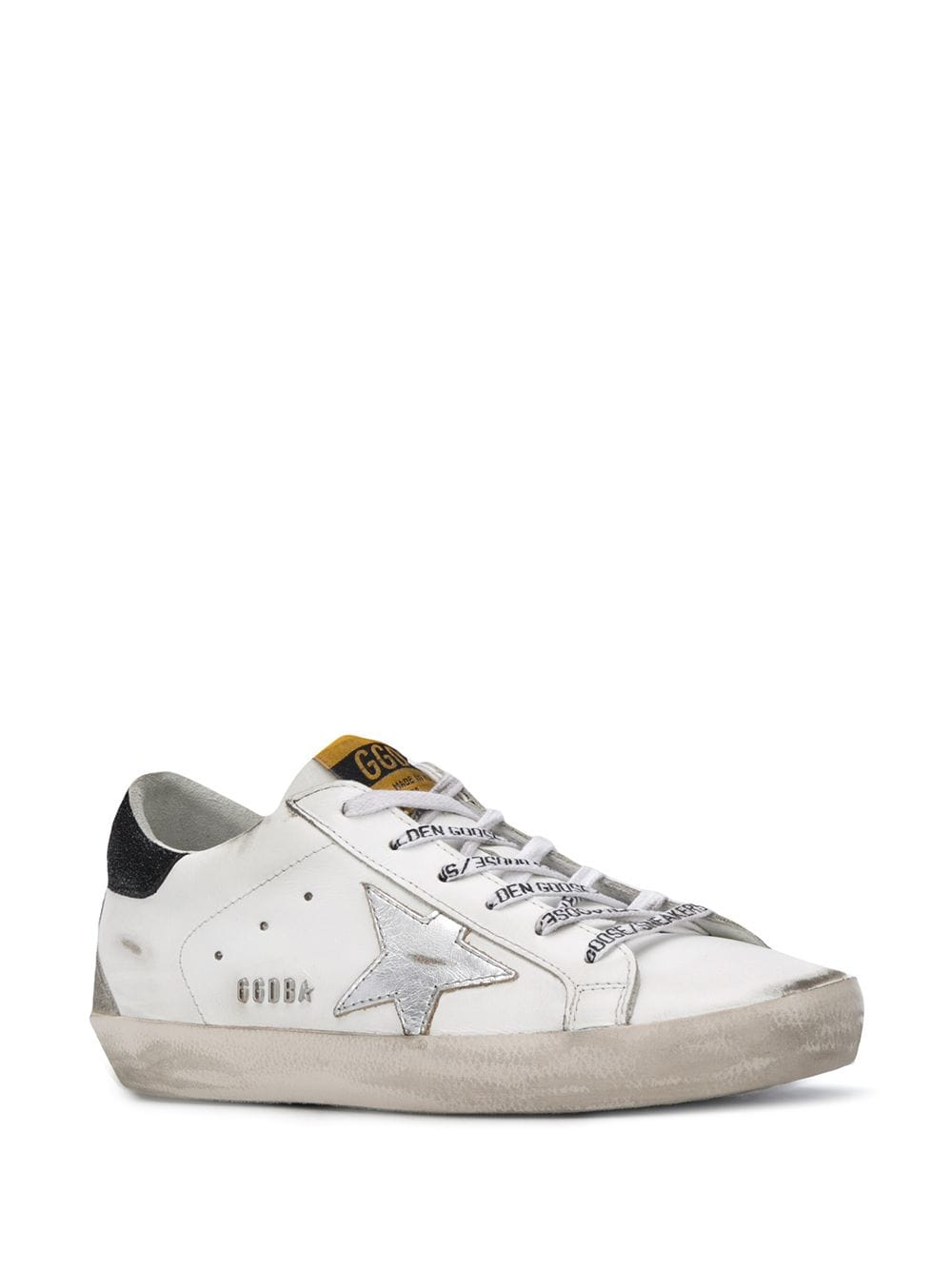 Picture of Golden Goose Deluxe Brand | Super Star Low-Top Sneakers