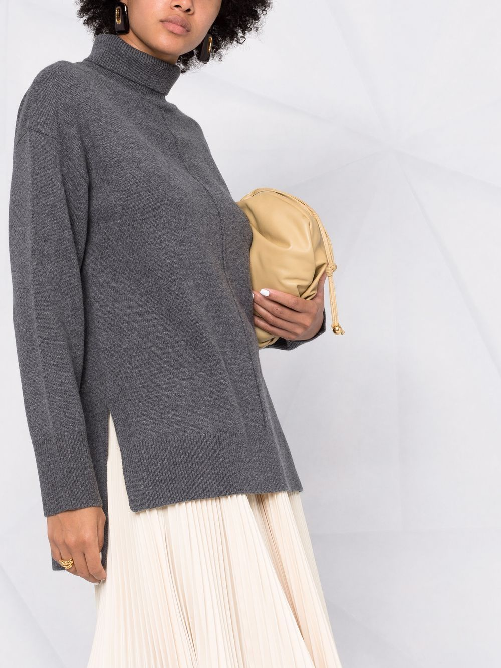 Picture of Joseph   Long-Sleeve Roll-Neck Jumper
