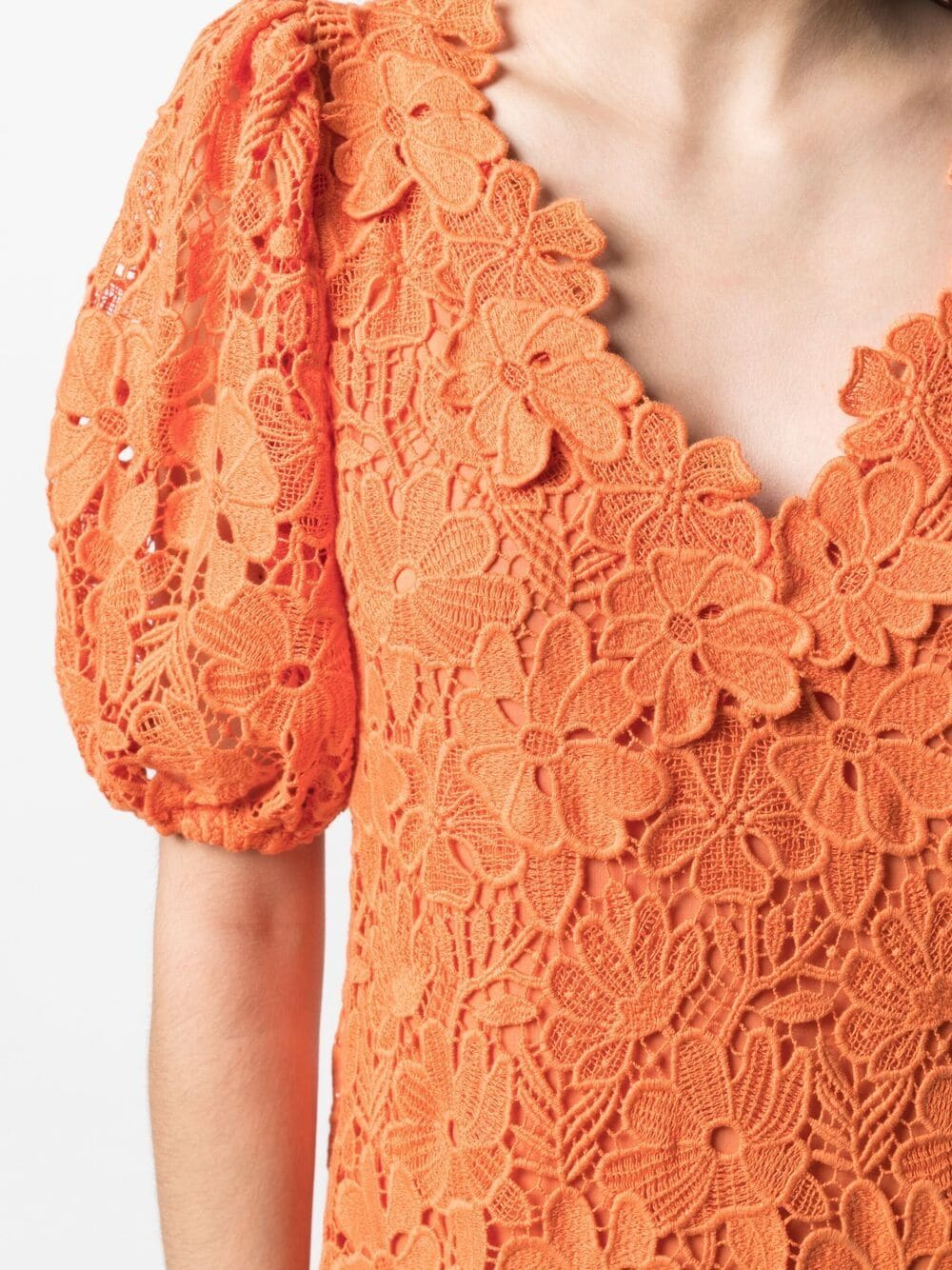 Picture of Ermanno Ermanno | Lace Dress