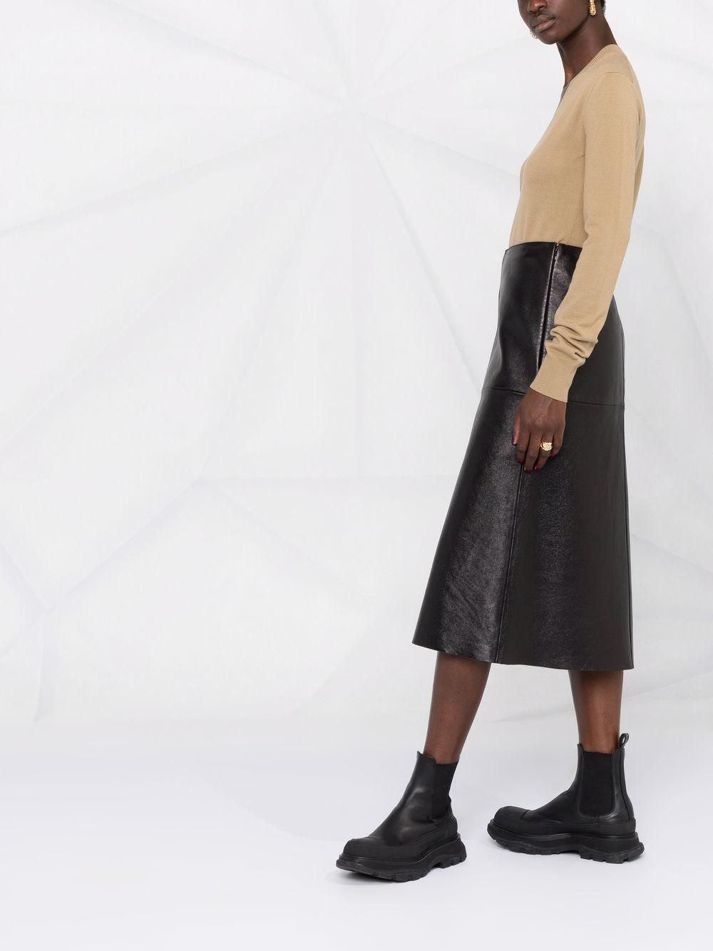 Picture of Bottega Veneta   Fine-Knit V-Neck Jumper