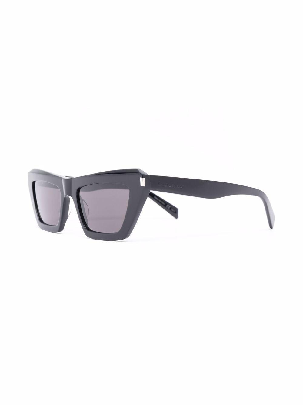 Picture of Saint Laurent | Cat-Eye Tinted Sunglasses