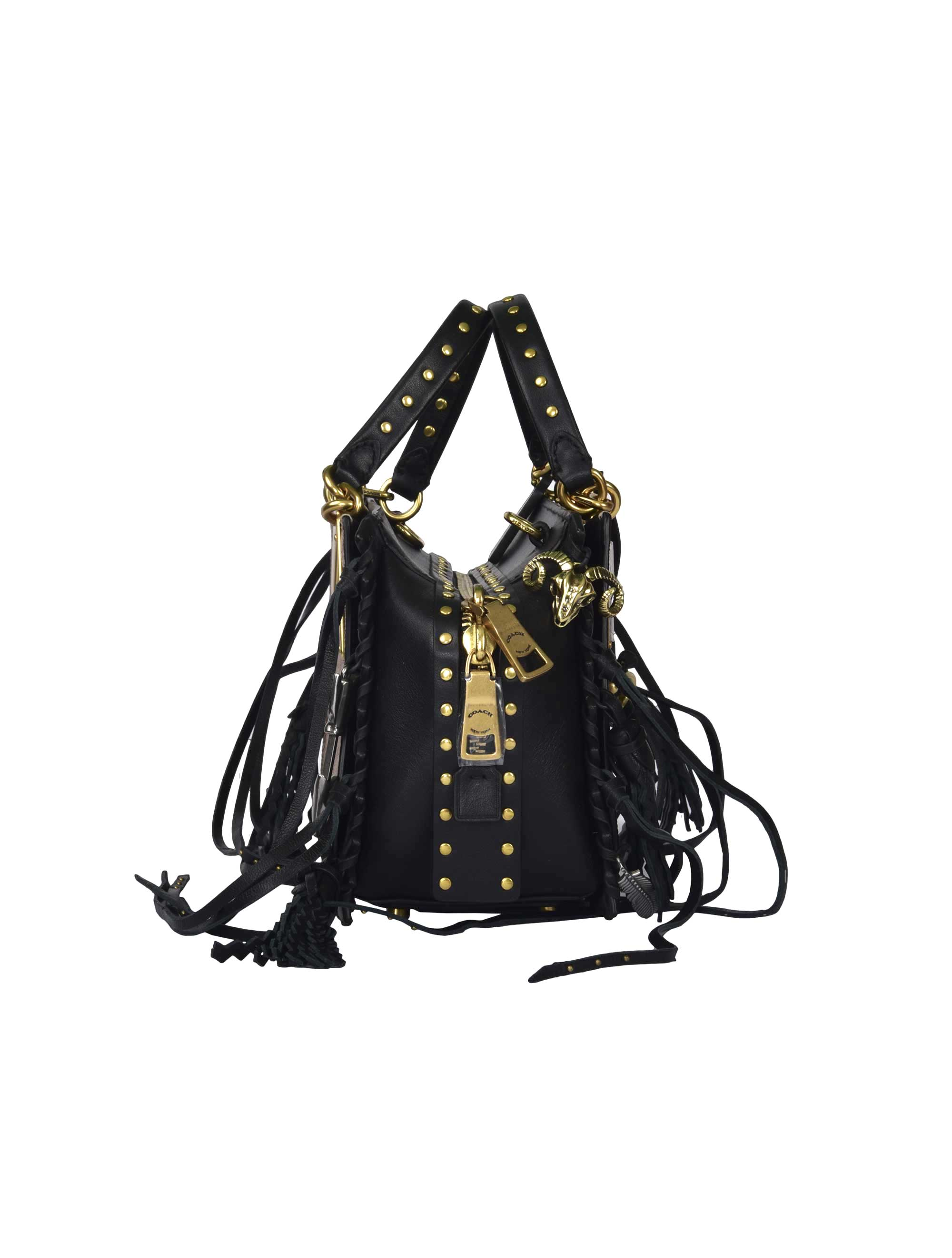 Mimma Ninni – Luxury and Fashion Shopping. Coach Fringe Detail Mini ... 5848bc8c80366