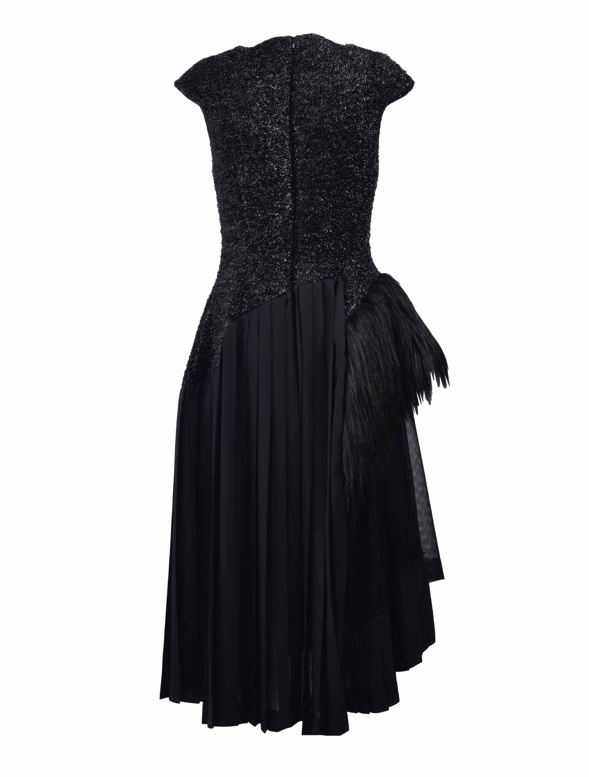 Picture of Simone Rocha   Asymmetric Dress