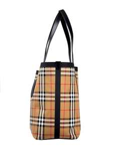 Picture of Burberry | The Medium Giant Reversible Tote In Vintage Check
