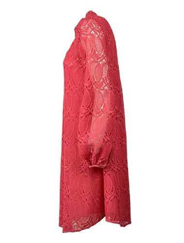 Picture of Giamba | Flared Lace Dress