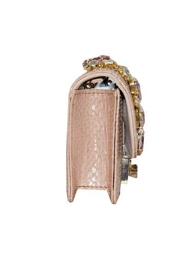 Picture of Gedebe | Mini Cliky Python Bag