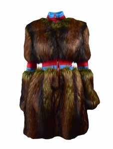 Picture of Stella Jean   Eco Fur Coat
