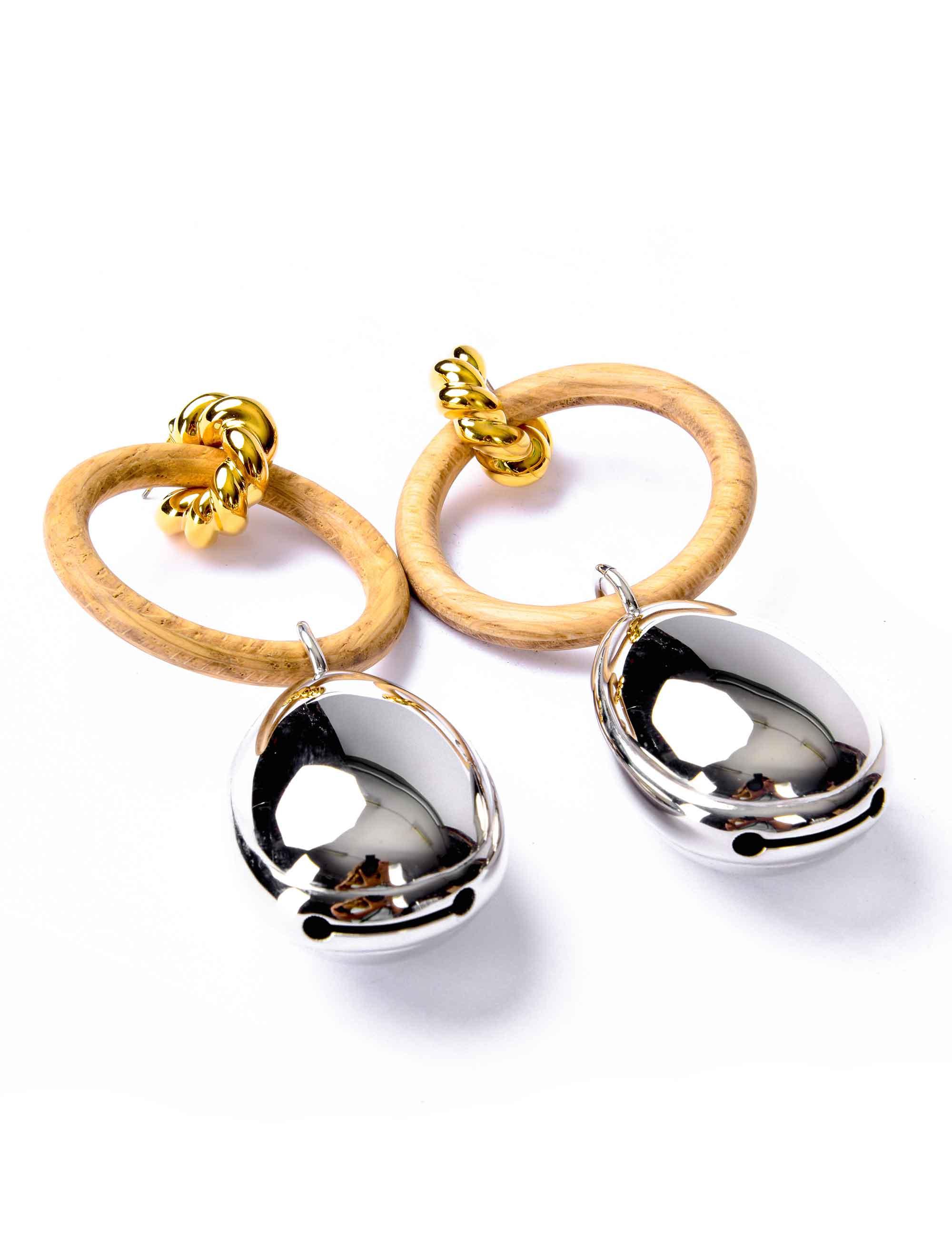 Picture of Balenciaga | Balenciaga Earrings