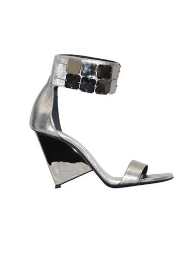 Picture of Alain Tondowski | Structured Sandals With Ankle Strap