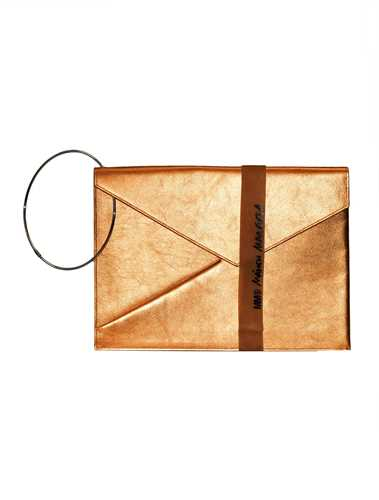 Picture of Mm6 | Metallic Envelope Clutch