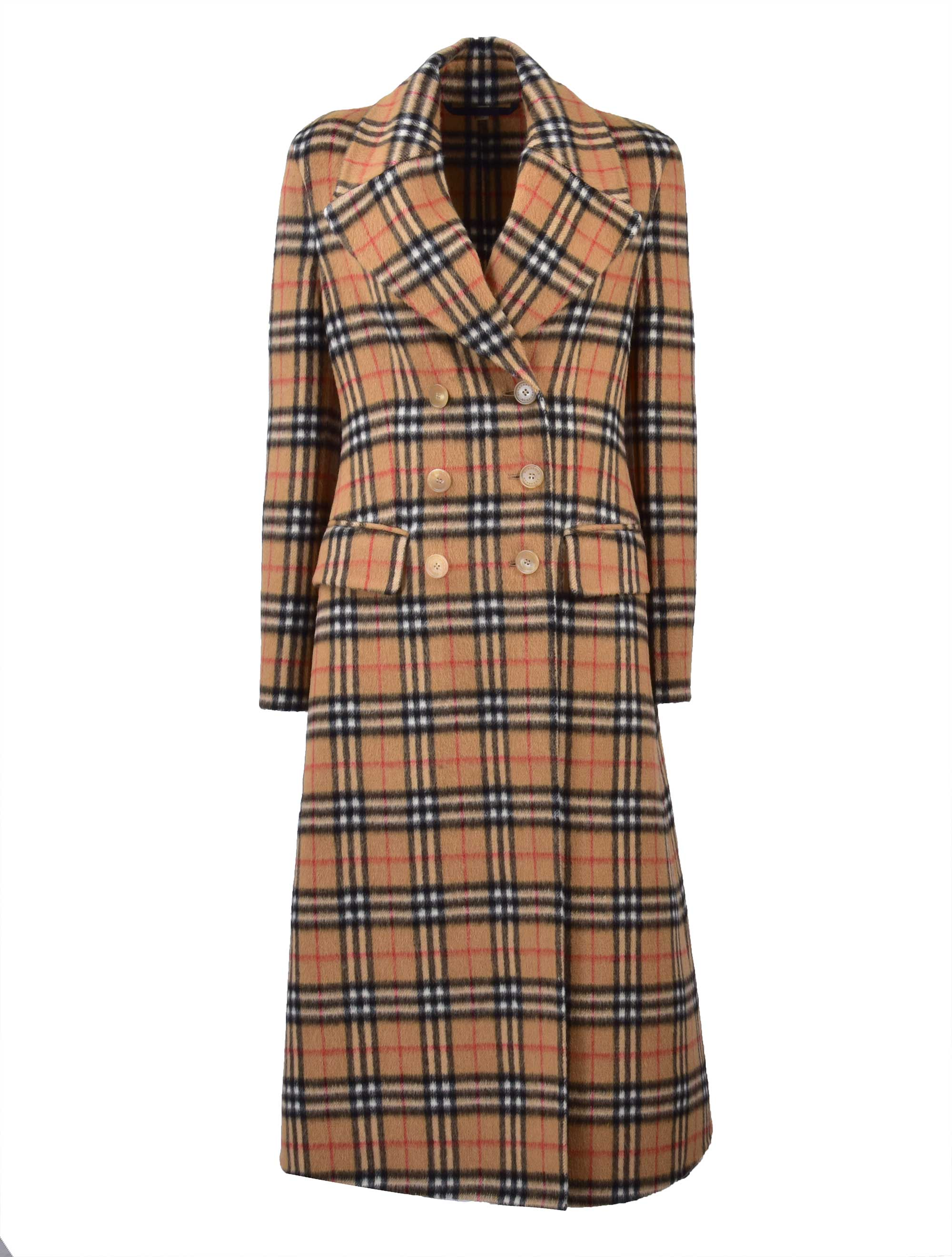 Picture of Burberry | Double Breasted Coat