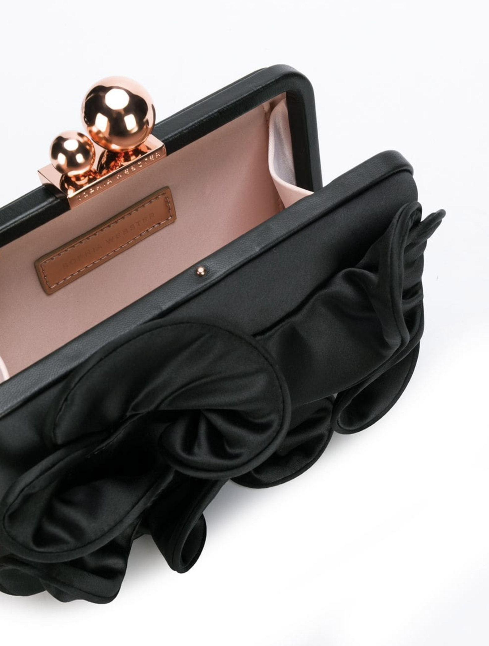 Picture of Sophia Webster | Ruffle Clutch Bag