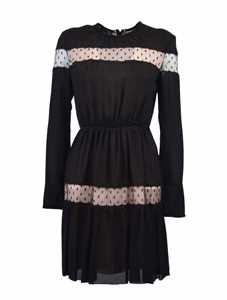Picture of Giambattista Valli | Embroidered Long-Sleeve Dress
