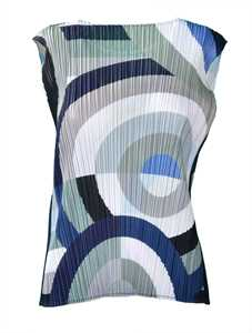 Picture of Issey Miyake Pleats Please | Pleated Fantasty Top