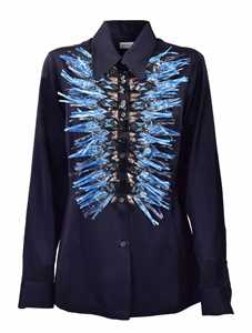 Picture of Dries Van Noten | Embroidered Shirt
