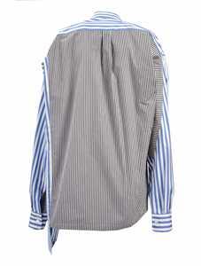 Picture of Dries Van Noten | Oversized Cotton Shirt