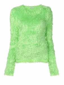 Picture of Balenciaga | Neon Fluffy Jumper