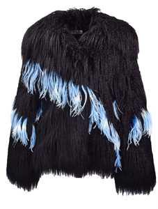 Picture of Dries Van Noten | Faux Fur Jacket