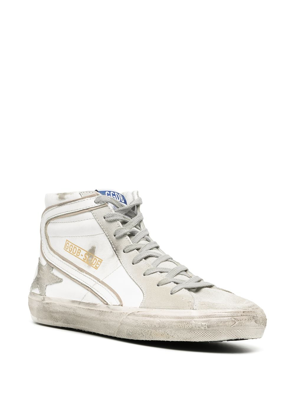 Picture of Golden Goose Deluxe Brand | Signature Star Patch Sneakers