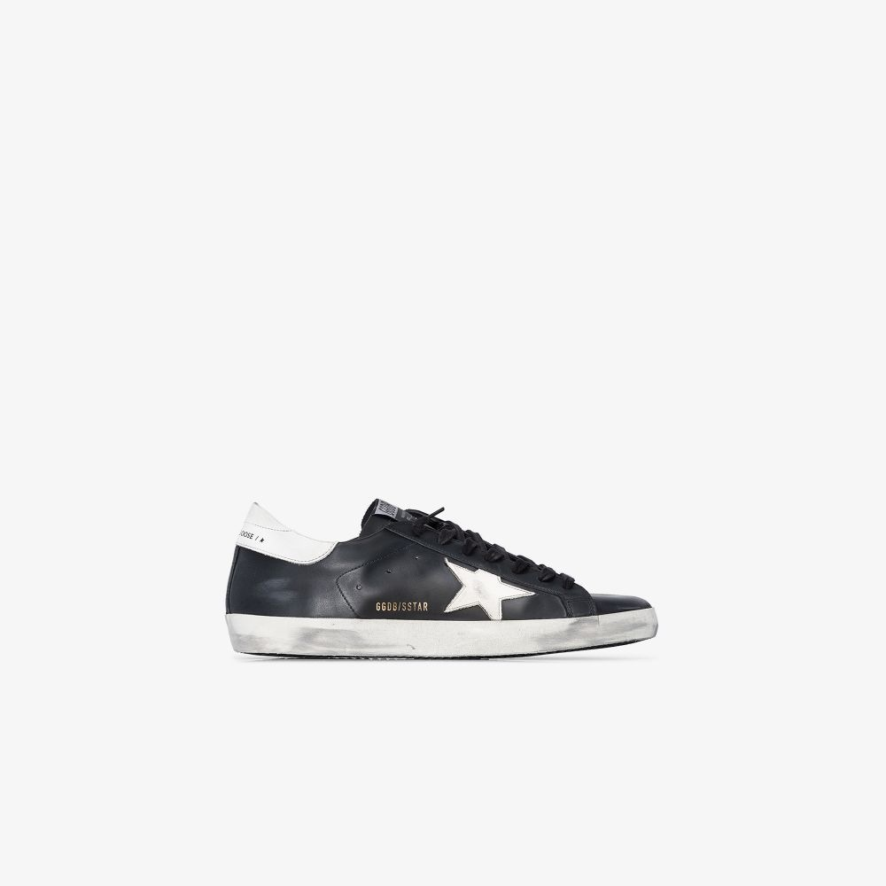 Picture of Golden Goose Deluxe Brand | Superstar Leather Sneakers