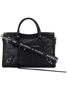 Picture of Balenciaga | Classic City S Logo Strap
