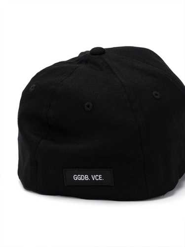 Picture of Golden Goose Deluxe Brand | Embroidered Logo Cap