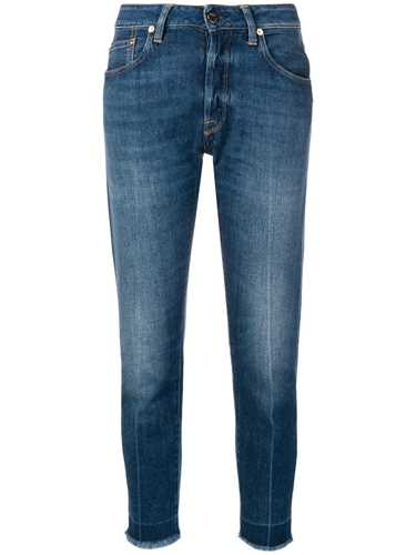 Picture of Golden Goose Deluxe Brand | Jolly Cropped Jeans