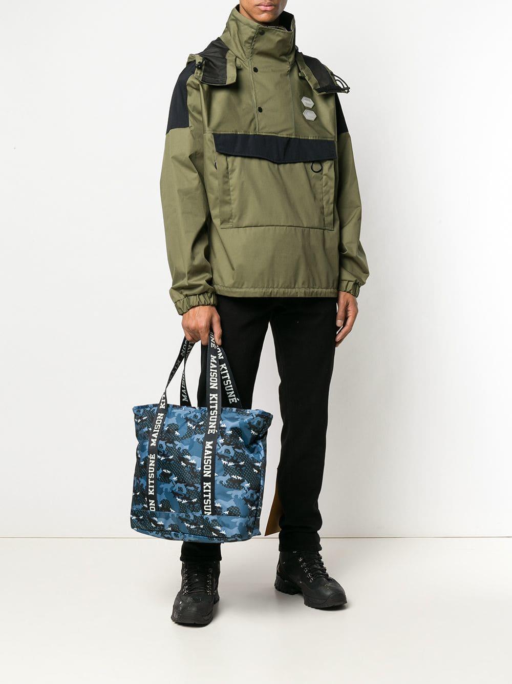 Picture of Maison Kitsune X Eastpak | Tote Bag