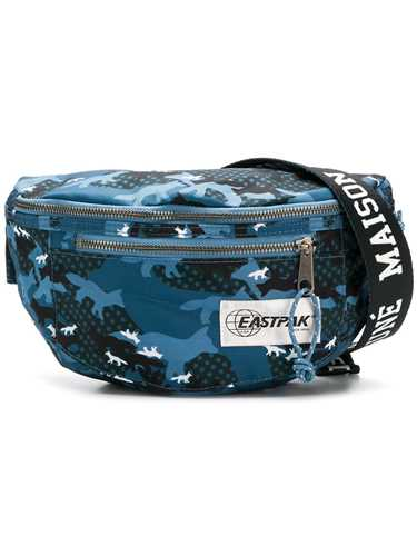 Picture of Maison Kitsune X Eastpak | Large Printed Belt Bag