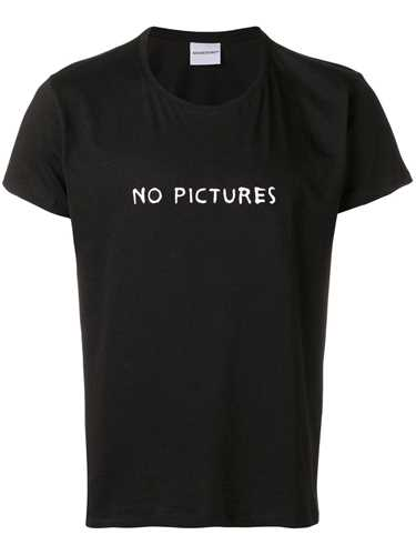 Picture of Nasaseasons | No Pictures T-Shirt